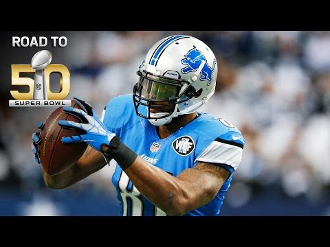 Road to Super Bowl 50: Lions