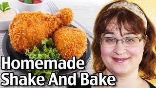 Homemade Shake And Bake Recipe! How To Make Homemade Shake And Bake
