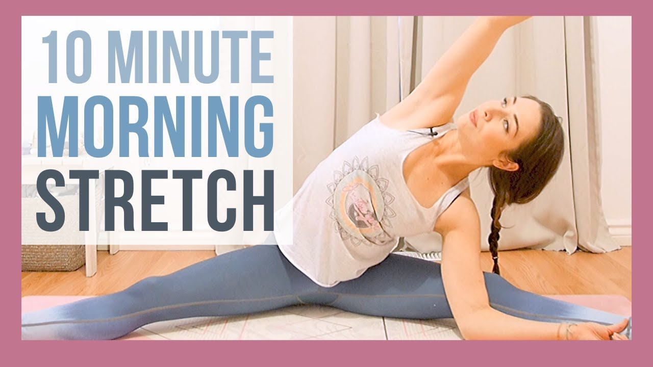 Easy Yoga In The Morning