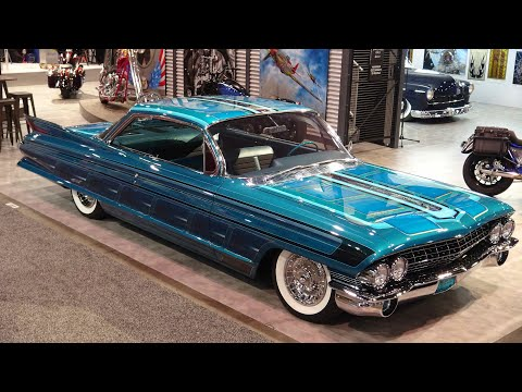 Count S Kustoms 1961 Cadillac From Danny Count Koker Of Counting Cars At Sema 2019 Youtube