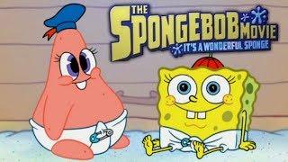 "Spongebob's ORIGIN Story - New Details on ""It's A Wonderful Sponge"" Revealed!"