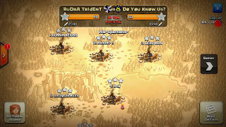 Clash Of Clans : RuDrA TrIdEnT Vs Do You Know Us? ResUlTs