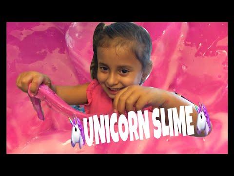 Unicorn Slime!!