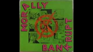 Morally Bankrupt Lp 1985 no full