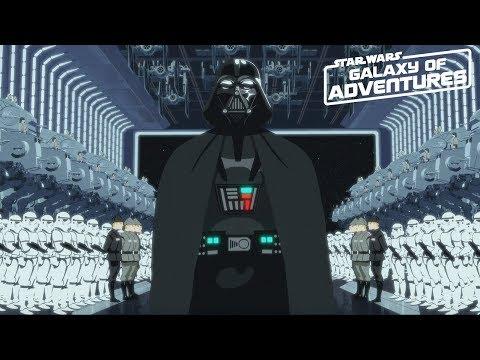 Galaxy of Adventures   Darth Vader – Might of the Empire