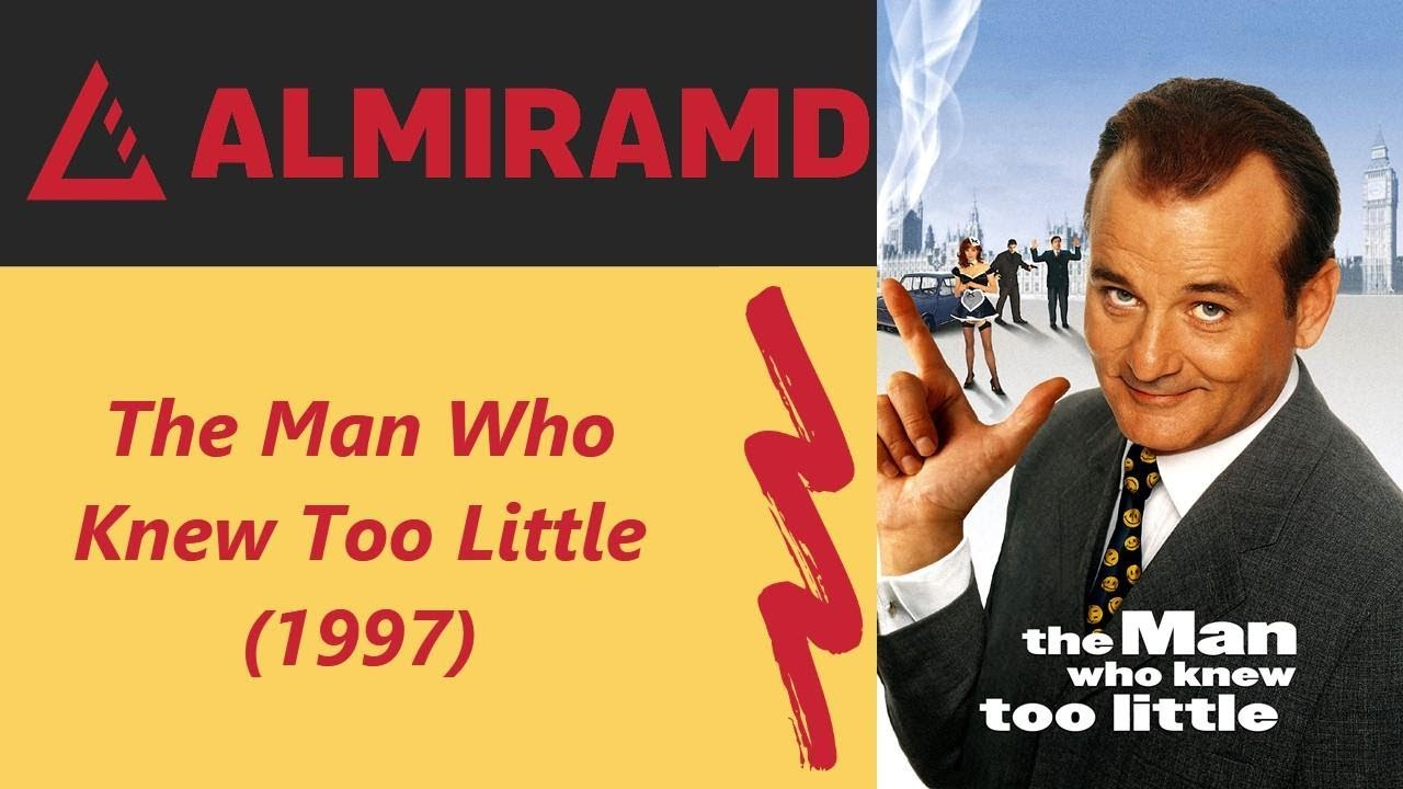 Download The Man Who Knew Too Little - 1997 Trailer