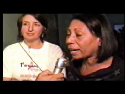 BAÚ PERYNEWS: Clarice Fala Do Educafro
