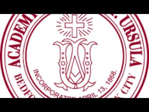 Academy of Mount St Ursula Graduation 2020 9AM