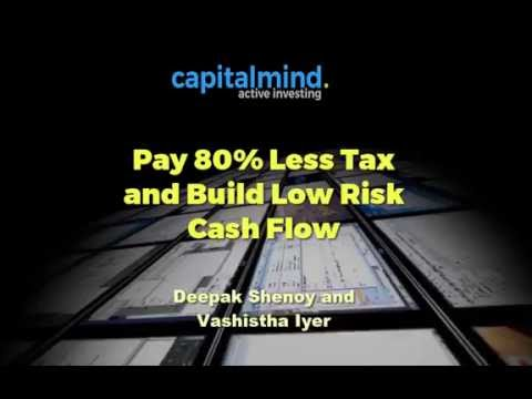 Pay 80 Percent Less Tax and Build Low Risk Cash Flow