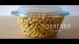 4K/UltraHD/Нутовый отвар(Аквафаба) замена яиц в выпечке/Aquafaba egg substitute, egg replacer