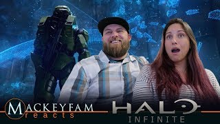 Halo Infinite - E3 2019 - Discover Hope- REACTION and REVIEW!!!