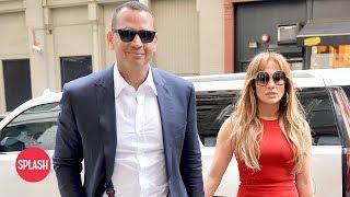 Alex Rodriguez Has 'Hero' Status With Kids After Dating Jennifer Lopez | Splash TV