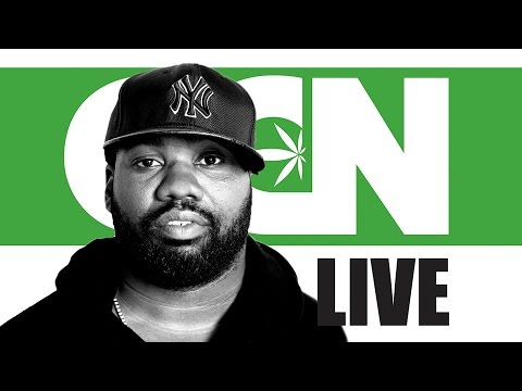 Cannabis Culture News LIVE: Raekwon The Chef on Music and Marijuana