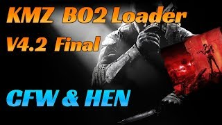 PS3 Detailed/Noob Tutorial - KMZ BO2 Loader v4.2 Final - How to PROPERLY install & use. 1.19