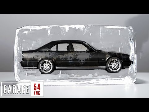 Turning a BMW into an ice cube – will it start?