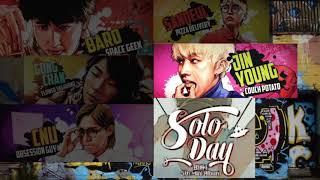 [COVER] 비원에이포(B1A4) 'Solo day' (by ᴠᴀᴄᴀɴᴄʏ)