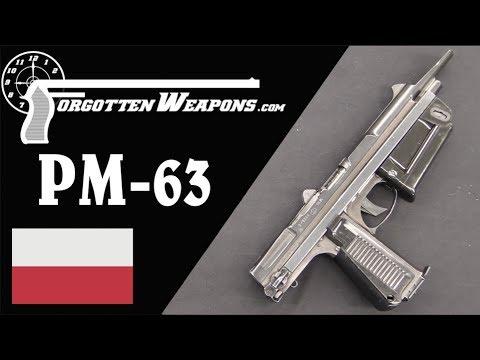 PM63 Rak: An Interesting Polish SMGPDW Hybrid