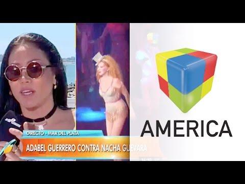 """Adabel Guerrero reveló las """"excentricidades"""" de Nacha Guevara"""