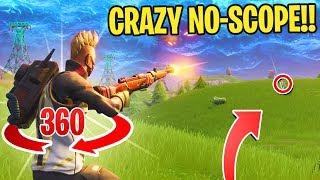 I Finally Hit The Craziest Sniper Double Kill......... (Cizzorz FORTNITE HIGHLIGHTS)