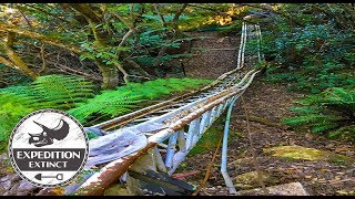 The Abandoned Mystery Of Orphan Rocker - The Lost Roller Coaster | Expedition Extinct