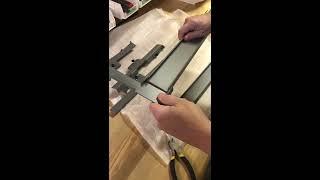 Mark II Mast Slider Adjustment