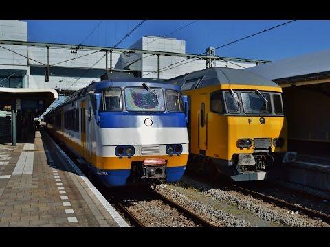 Treinen in Alkmaar - 18 augustus 2016