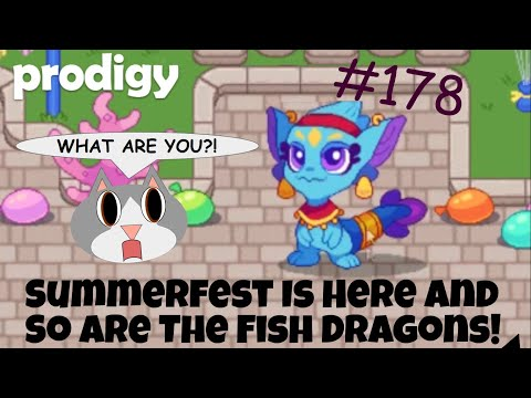 Prodigy, 178: Summerfest Is Here And So Are The Fish Dragons!
