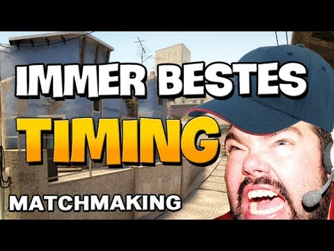 CS:GO Matchmaking Mirage [German] - Immer bestes Timing!