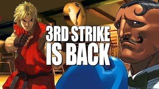 3RD STRIKE IS BACK:  3rd Strike - The Online Warrior Episode 80