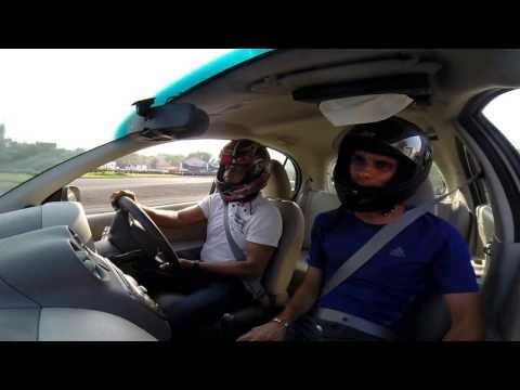 Learning How To Drift With Shawn Spiteri In India