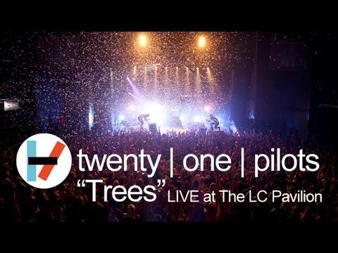 Twenty One Pilots Trees Live