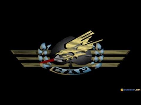 Combat Air Patrol gameplay (PC Game, 1993)
