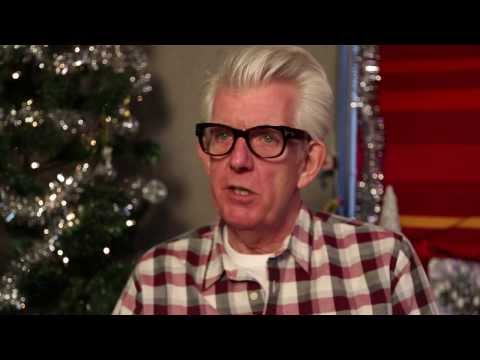 """Nick Lowe - """"Christmas At The Airport"""" Track Commentary"""