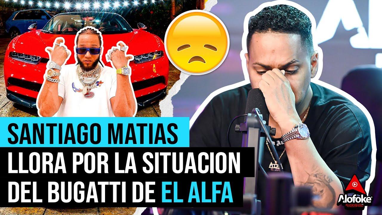 """DJ TOPO PIDE A """"EL ALFA"""" DECIR QUIENES SON SUS ENEMIGOS (SANTIAGO MATIAS LLORA DE IMPOTENCIA)"""