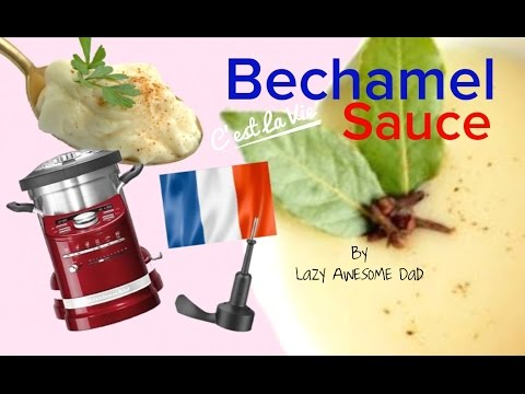 kitchenaid-cook-processor-artisan---behcamel-sauce-recipe-first-try-like-thermomix