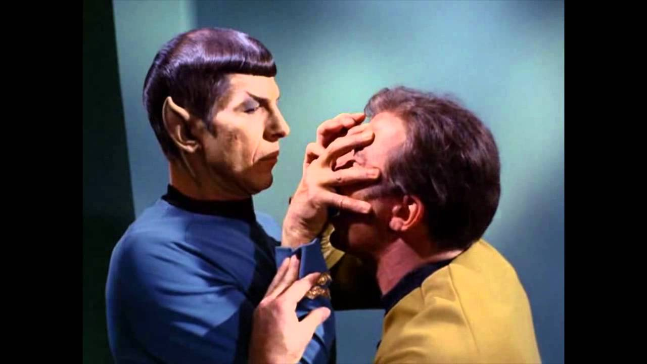 kirk and spock relationship in a nutshell