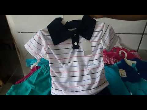 4f3d86b7b Moda Infantil da Sonhar - YouTube