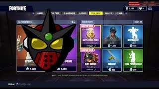 [ENG] Fortnite Item Shop reset 4/14/2018! NEW LEVIATHAN OUTFIT/SKIN!!!!