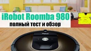 iRobot Roomba 980 - приберешься за меня? Тест и обзор «умного» робота-пылесоса.(https://instagram.com/pro_hitech - наш Instagram https://vk.com/prohitec - новости, конкурсы, помощь с выбором в нашей группе вконтакте..., 2016-03-08T21:41:28.000Z)