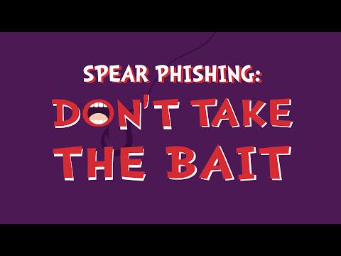 Phishing and Spear Phishing