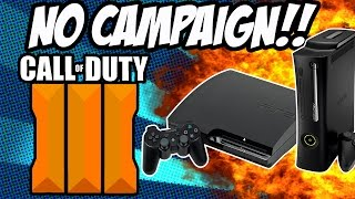 call of duty black ops 3 news no campaign on old gen more bo2 game play