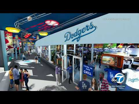 Dodgers to announce plans for major stadium renovations I ABC7