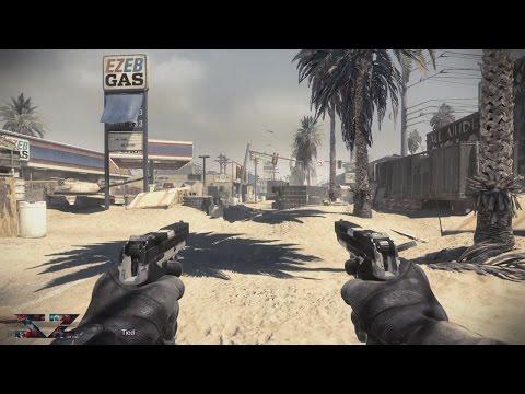 COD Ghosts Gun Sync #5 - Me, Myself & I