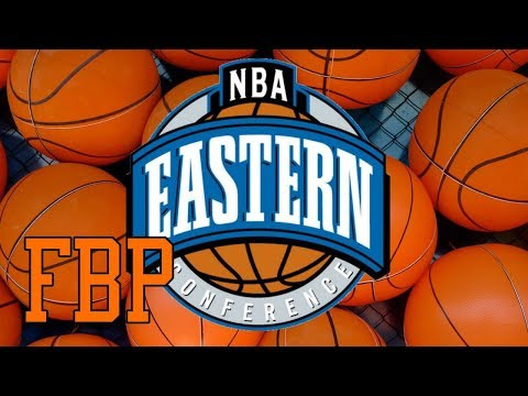 2017-18 NBA Eastern Conference Predictions