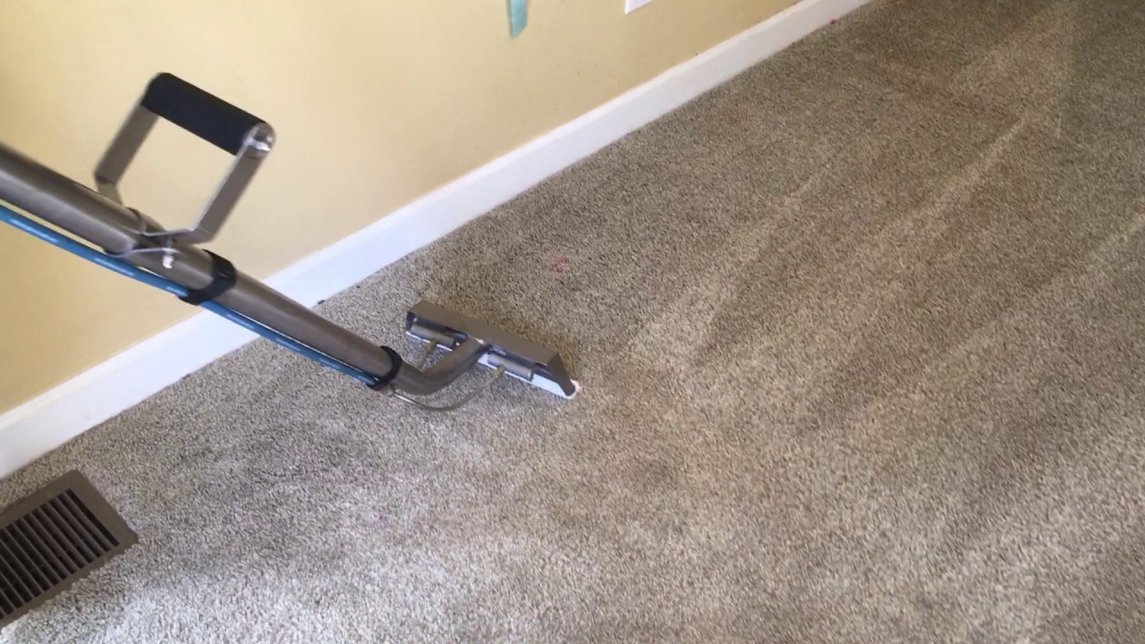 Carpet Cleaning in Buford GA - Removing red candy from ...