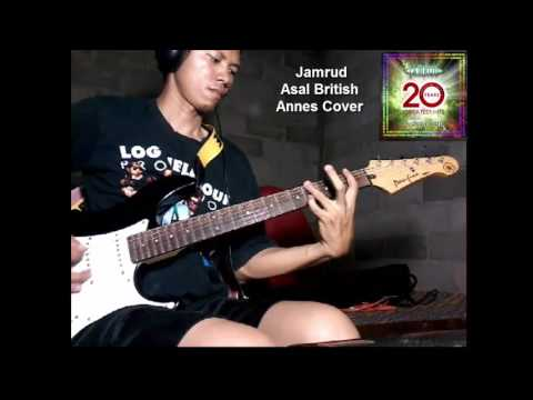 Guitar Cover Asal British by Annes