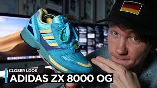 adidas ZX 8000 OG (2019) —Closer Look