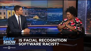�������� ���� Is Facial Recognition Software Racist? | The Daily Show ������