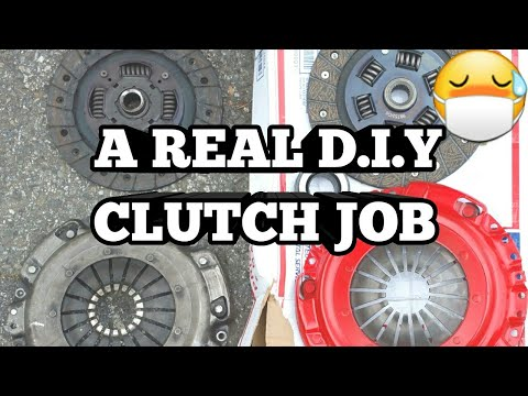 Volkswagen MK4 Clutch Install