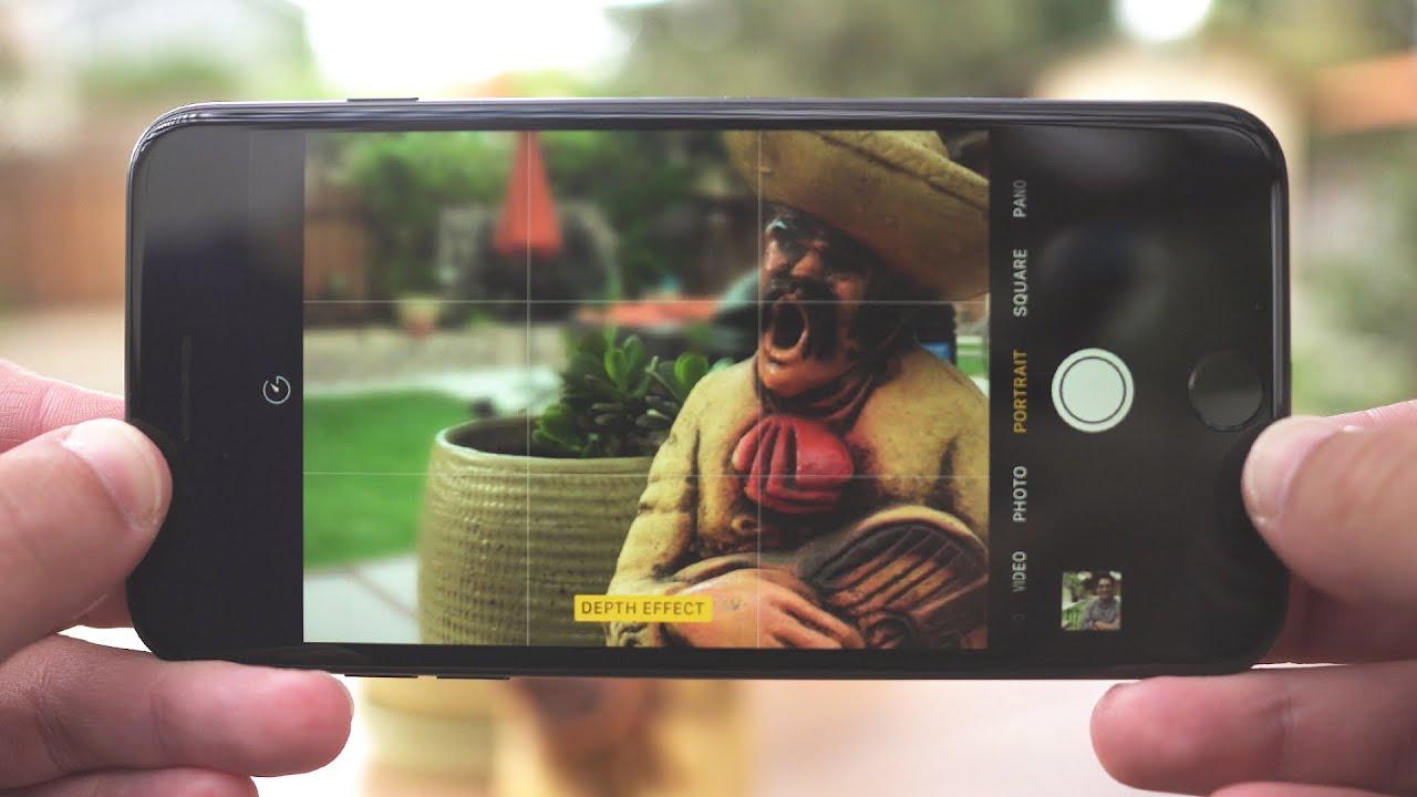 Iphone  Have Portrait Mode